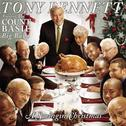Album art for A Swingin' Christmas Featuring The Count Basie Big Band by Tony Bennett
